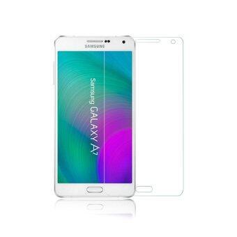 Cessory Premium Tempered Glass Samsung Galaxy A7 กระจกนิรภัย ฟิล์มกันรอย 0.26mm 2.5D(ขอบมน)