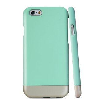 GMYLE เคสไอโฟน iPhone 6s (สีมิ้นท์กรีน / แชมเปญโกล)