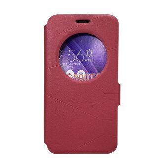 ASUS เคส Zenfone Go ZE500TG (สีแดง)