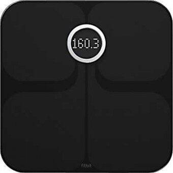 Fitbit Aria Wi-Fi เครื่องชั่งน้ำหนักอัจฉริยะ - สีดำ