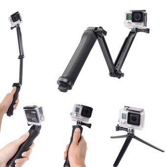 ขาตั้งกล้อง 3-Way Grip Arm Tripod สำหรับ Gopro HD Hero 3/ 3+/ 4