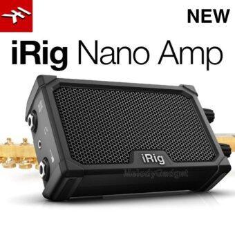 IK iRig Nano Amp รับประกันศูนย์ IK Multimedia By MelodyGadget