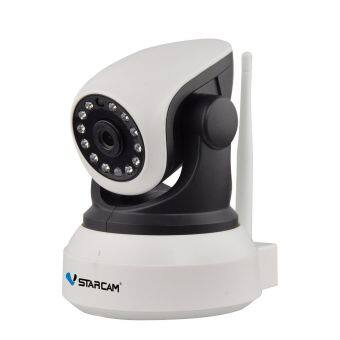 Gateway VSTARCAM กล้องวงจรปิด IP CAMERA รุ่น C7824 1.0 Mp and IR Cut WIP HD ONVIF – สีขาว/ดำ(แถมฟรี Memory 32 GB ) (image 4)