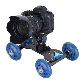 Dolly Skater ล้อเลื่อนสำหรับกล้อง DSLR Mirorless