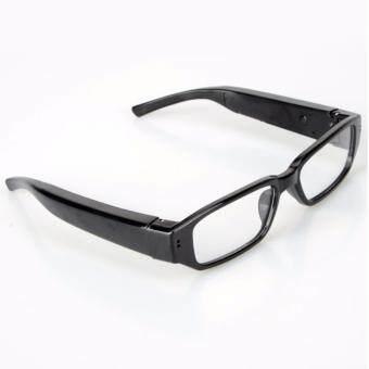 HD Camcorder กล้องแว่นตา กล้องสายสับ กล้องแอบถ่าย 720P HD Camera Eyewear