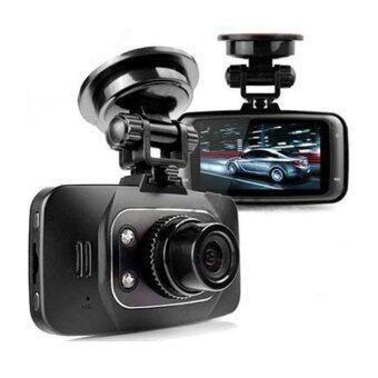Coolpow ซีซีทีวี รุ่น GS8000L กล้องติดรถ สีดำ