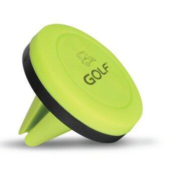 GOLF GF-CH02 ที่วางโทรศัพท์ในรถ แถบแม่เหล็ก แบบเสียบช่องแอร์ (Magnetic Air Vent Phone Holder)