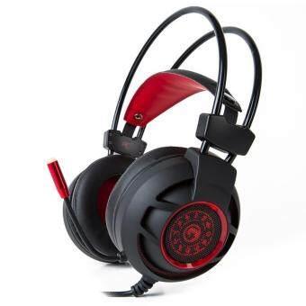 Marvo Gaming Headphones USB 7.1 หูฟังเกมมิ่ง รุ่น HG-9012 (Black/Red)