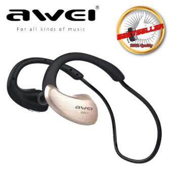 AWEI Wireless กันน้ำ (ของแท้) A885BL WaterProof Stereo Headset IPX4 Level