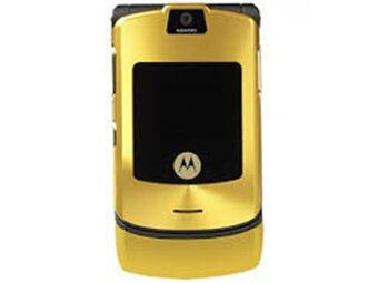 Harga REFURBISHED Motorola V3i (Gold)