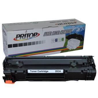 HPAxis/ HP - MFP M125a, MFP M125nw, MFP M127fn, MFP M127fw Pro M201n / M225dn / M225dwใช้ตลับหมึกเลเซอร์เทียบเท่ารุ่นCF283A/CF283/283A/83A Pritop