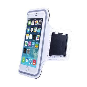 SAVFY อาร์มแบรนด์ ที่รัดแขนใส่โทรศัพท์ iPhone 6 plus /6S plus/7plus (สีดำ)