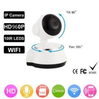 รีวิวสินค้า กล้องวงจรปิด IP Camera รุ่น T8610-Q5 Mp and IR Cut WIP HD ONVIF – สีขาว/ดำ ขายดี