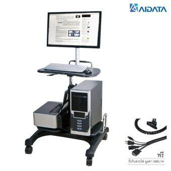 AIDATA โต๊ะวางคอมพิวเตอร์ LCD Monitor แบบแขวนจอรุ่น 2 LPD303P