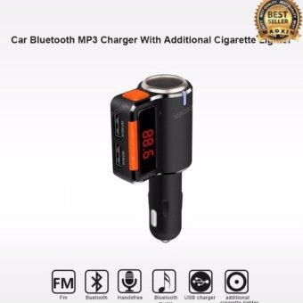 maoxin ของแท้100% บลูทูธในรถยนต์ BC09 Car MP3 Audio Player Bluetooth FM Transmitter Wireless FM Modulator Car Kit HandsFree LCD Display USB Charger for Mobile