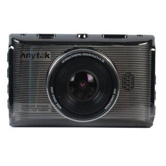 Anytek กล้องติดรถยนต์ X6 Novatek 96650 (WDR) 170 Wide Car DVR