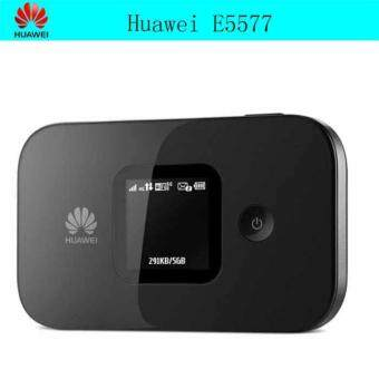 Huawei New Arrival Unlocked E5577 4G Pocket WiFi ใช้ได้กับ แอร์การ์ด โมบายไวไฟ ไวไฟพกพา AIS/DTAC/TRUE Unlocked Router mobile wifi