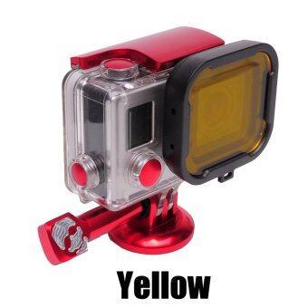 ในน้ำสี...ขอแนะนำชุดกรองสำหรับ GoPro Hero 4/3+(หลายสี)