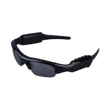 โอ้แว่นตากันแดด+กล้อง+MP3 เล่น+หูฟัง 4ใน1 ชม, ถ้าเขาบันทึกเสียงวีดิทัศน์ DVR