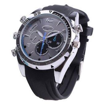 กล้องนาฬิกาข้อมือ อินฟราเรด Full HD รุ่น spy watch842