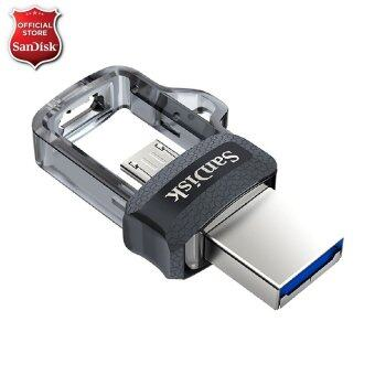 รีวิว SanDisk Ultra Dual Drive m3.0 16GB USB 3.0 speed up to 130MB/s แนะนำ