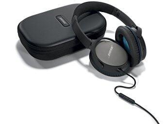BOSE หูฟังตัดเสียงรบกวนแบบครอบหู สำหรับอุปกรณ์ iOS