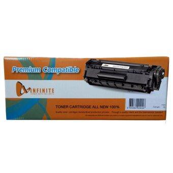 HP Infinite ตลับหมึกเลเซอร์ Toner 83A รุ่น CE283A (Black)