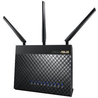 ASUS RT-AC68U Dual-band Wireless-AC1900 Gigabit Router (ทำRepeaterได้) มีประกัน 5ปี