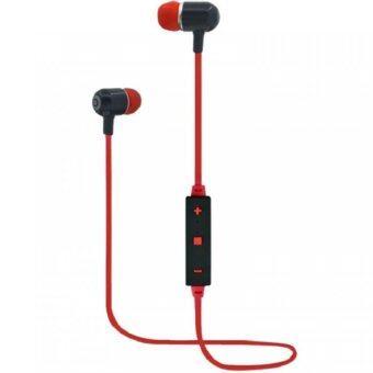 KS หูฟังบลูทูธ สำหรับออกกำลังกาย รุ่นBT50(สีแดง)