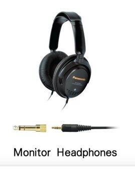 PANASONIC หูฟังครอบหัว RP-HTF295 -