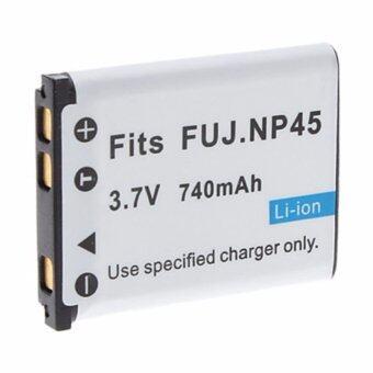 แบตกล้องฟูจิ รหัสแบต NP-45 FNP45 แบตเตอรี่กล้อง Fuji J110, J120, J150, J210, J250 , JV255, JV300, JV500, JX660, JX680, JX700, JX710 , JZ500, JZ505, JZ510 ... Battery for Fujifilm