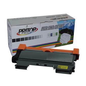 PRITOP/Brother 2280/TN-2280/TN2280 ใช้กับปริ๊นเตอร์รุ่น Brother-HL-2130/2240D/2242D/2250DN/2270DE, DCP-7055/4060D/7065DN, MFC-7240/7360N/7362/7460DN/ 7470D/7860DW