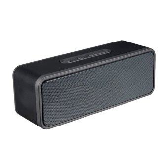 Startup GS Wireless Bluetooth Speaker รุ่น GS805 ลำโพงไร้สายบลูทูธกันน้ำ (Black)