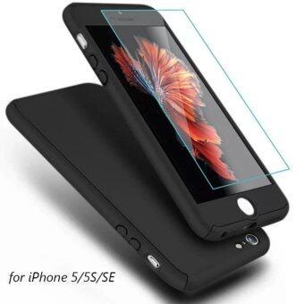 VORSON 360 Degree Protection เคสประกบ ของแท้ สีดำ สำหรับ iPhone5/5s/se (Black)