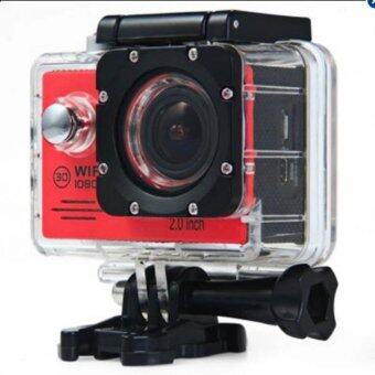 Harga SJ7000 STYLE 1080P FULL HD 12MP sj4000 Action Camera wifi for go pro hero 4 Sport Camera 1080P HD kamera sj 4000 mini camera DV - intl