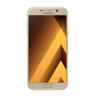 รีวิว Samsung Galaxy A7 (2017) - Gold เปรียบเทียบราคา
