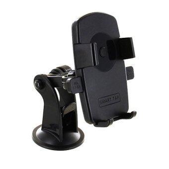 i-Unique Easy one touch car mountขาจับมือถือในรถยนต์ (Black)