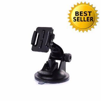 Gopro Suction Cup ตัวติดกระจกรถ จับกล้อง หรือ พื้นผิวต่างๆ for Gopro/SJCam/Xiaomi/YI ใช้ได้กับ Action Cam ทุกรุ่น