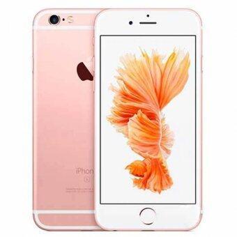 Apple iphone 6s Plus 128GB ศูนย์ macthai ประกันไม่เต็ม (Rose Gold)