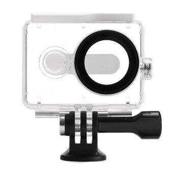 Harga (IMPORT) EACHSHOT? 40m Underwater Waterproof Protective Housing Case For Xiaomi Yi Action Camera (White) - Intl