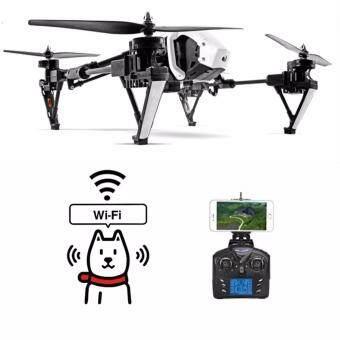 Drone Syma New โดรนติดกล้องความละเอียดสูง รุ่น มี WIFI บังคับและดูผ่านมือถือได้(พร้อมระบบถ่ายทอดสดแบบ Realtime) ของแท้