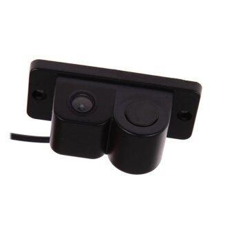 2 in 1 กล้องมองหลัง+เซนเซอร์ในตัวเดียวกัน RC-09 (Black)