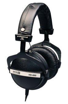 Superlux HD660 หูฟัง Monitor Headphone รับประกันศูนย์ไทย - Black