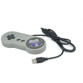 จอยเกมส์ นินเทนโด Nintendo game PC controller สำหรับ Windows PC USB