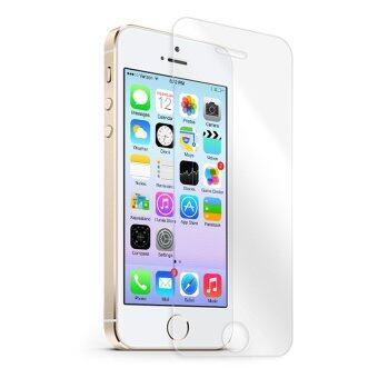 Awei ฟิล์มกระจก Tempered Glass Screen Protector For iPhone SE/5/5S+ ฟิล์มธรรมดาด้านหลังแบบใส