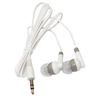 Elit หูฟัง ออกกำลัง แบบสอดหู Sport Earphones (White)