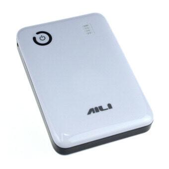 AiLi Mobile Power Bank DIY Kit 4x18650 (สีขาว)