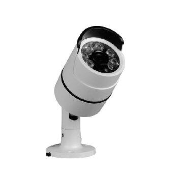 Mastersat กล้องวงจรปิด CCTV IP Bullet camera 1 MP ระบบ POE เดินสายแลนอย่างเดียว ระบบไฟ 48V. ใช้ได้ไกล 100 เมตร