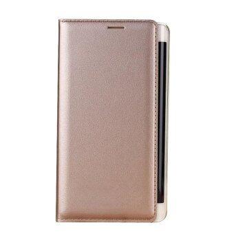 ปู่ดีดฝาหนังสำหรับ Samsung Galaxy Note Edge N9150 (ทอง)