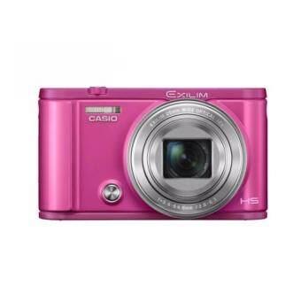 กล้องฟรุ้งฟริ้ง CASIO EXILIM ZR3600 VP (สีชมพู) แถมเม็ม8GB ฟิมล์หน้าจอ ซองกล้อง